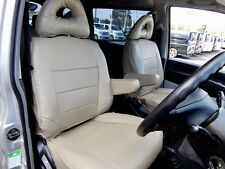 1994-2006 Mitsubishi Delica Spacegear High Quality Faux Leather Seat Covers