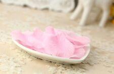 100 Pétales de rose couleur Rose décoration de mariage soirée baptème