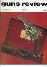 GUNS REVIEW - THREE ISSUES FROM 1971 (10 - 12)