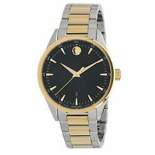 Movado 0607245 Men's Stratus Black Quartz Watch