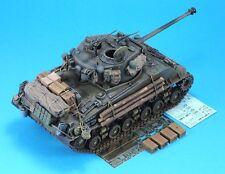 Legend Productions 1/35 WWII M4A3e8 Sherman 1945 Update Set w/HVSS Suspension