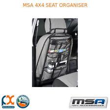 MSA 4x4 Car Seat Organiser 12 Pockets