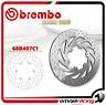 Disco Brembo Serie Oro Fisso Anteriore per Yamaha TT 600 E/ TT 600 R/ TT 600 RE