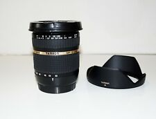 Tamron SP 10-24mm f/3.5-4.5 Di II (B001) Zoom Lens for Sony A-Mount DSLR