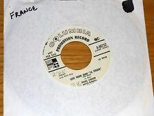 """PROMO POP 45 RPM - MICHEL LEGRAND - COLUMBIA 40732 - LOVE THEME FROM """"LA STRADA"""""""
