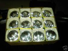 12 (Twelve)Clear White ea 125 Watt Heat Lamp Infrared Lt bulb