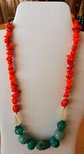 BARSE Vibrant Multi-Stone Necklace