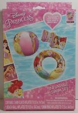 Disney Princess Inflatable Swim Set (4 pieces)