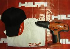 HILTI SFH 181-A DRILL DRIVER, PREOWNED, BODY ONLY, FAST SHIP