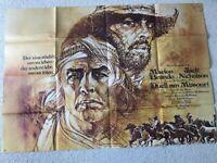 Jack Nicholson, Duell am Missouri  - Original Filmplakat A0