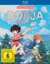 Ronja Räubertochter Vol. 2 - Goro Miyazaki - Blu Ray