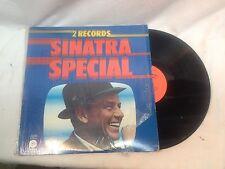 LP<<FRANK SINATRA<<SINATRA SPECIAL **EXC VINYL**  **2 RECORD SET**