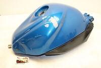 02-03 YAMAHA YZF-R1 YZF R-1 1000 BLUE GAS TANK FUEL CELL PETROL RESERVOIR OEM