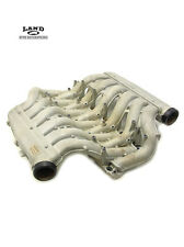 MERCEDES W220 S-CLASS ENGINE MOTOR AIR INTAKE MANIFOLD DUCT ASSEMBLY V12 M137