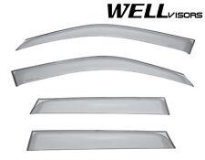 For 06-13 Suzuki Grand Vitara WellVisors Premium Series Side Window Visors Vent
