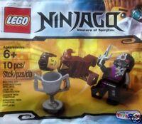 LEGO Ninjago 5002144 Dareth vs. Nindroid exklusives Sonderset