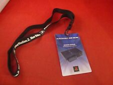 Playstation 2 Now Online PS2 Network Adapter Promo Employee Lanyard Display