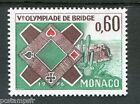 MONACO - 1976 - yvert 1052 - Bridge - neuf**