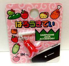 Sanrio Hello Kitty Tako Octopus Bento Earphone Jack Accessory kawaii Japan