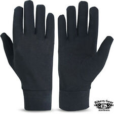 NEW  THERMAL INNER MOTORCYCLE /SNOW/MOTORCROSS/CYCLING GLOVES SIZE XS - 3XL