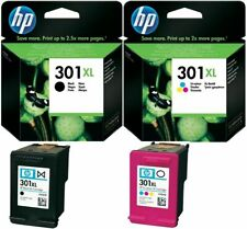 HP 301 XL Original Set Tinte Patronen Deskjet-1000/1010/1510 AiO/2540 AiO/3000