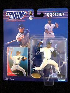 1998Mariano Rivera - New York Yankees (FP) Starting Lineup