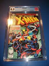 Uncanny X-men #133 Bronze Byrne Hellfire Club Solo Wolverine CGC 8.5 VF+ Beauty!