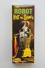 THE ROBOT. LOST IN SPACE. MOEBIUS MODELS. 1/24