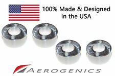 """2"""" Lift Spacers for 1997-2001 Honda CR-V . 4CNC Spacers. Made in USA."""