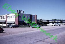 Org Lieca Lietz Camera Factory Midland Ontario Canada 1962 Agfachrome 35mm Slide