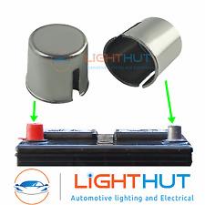Car Battery Post Repair Shims - High Conductivity for Worn Posts Loose Terminals