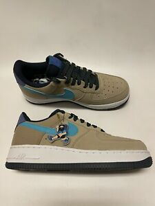 Nike Men's Air Force 1 Low Khaki ACG CD0887-201 Size 6.5 US
