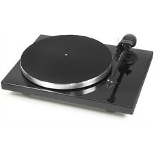 Pro-Ject 1 Xpression Carbon Classic Plattenspieler PIANO BLACK + Evo+ 2M Silver