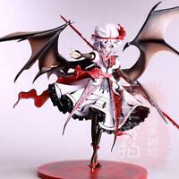 TouHou Project Koumajou Densetsu Second Remilia Scarlet PVC Figure Anime Model