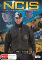 NCIS : Season 13 (DVD, 6-Disc Set) NEW