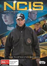 NCIS : Season 13 (DVD, 2016, 6-Disc Set)