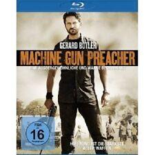 MACHINE GUN PREACHER - MACHINE GUN PREACHER BD  BLU-RAY GERALD BUTLER NEU