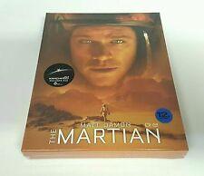 THE MARTIAN [2D + 3D] Blu-ray STEELBOOK [KOREA] FULLSLIP [KIMCHIDVD] OOP [#135]