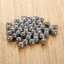 50x Carbon Steel Balls Catapult Slingshot Grade Steel Ball Outer Sports Bearing