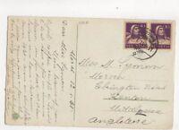 Switzerland 12 Jan 1931  4491 Ambulant Postmark 270b