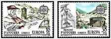 Timbres Europa Andorre espagnole 158/9 ** lot 28765