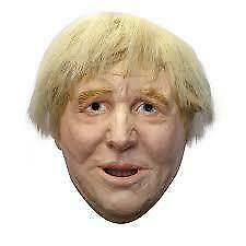 Boris Johnson Realistic Overhead Latex Mask