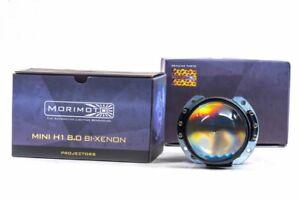 Morimoto Mini H1 8.0 HID Bixenon Projectors - Pair - Projectors Only - Retrofit
