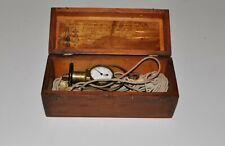 Antique Brass E.Neugus Taffrail Log - Nautical Artifact