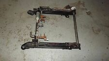 07 to 11 TOYOTA Camry front left driver Seat frame rail & Motor 71120-33231 OEM