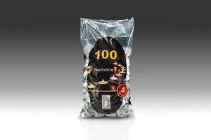 2,000 x 4 hour Tea Lights - Brand New, High Quality. Bulk buy!