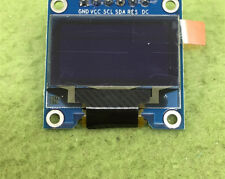 1pcs New 0.96 inch display yellow blue two-color Spi communication 12864 Lcd