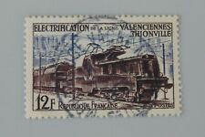 France 1955 1024 YT oblitéré