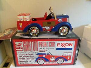 1941 Garton Pedal Car Exxon bank- new in box