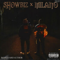 Showbiz & Milano - Boulevard Author (Vinyl LP - 2019 - US - Original)